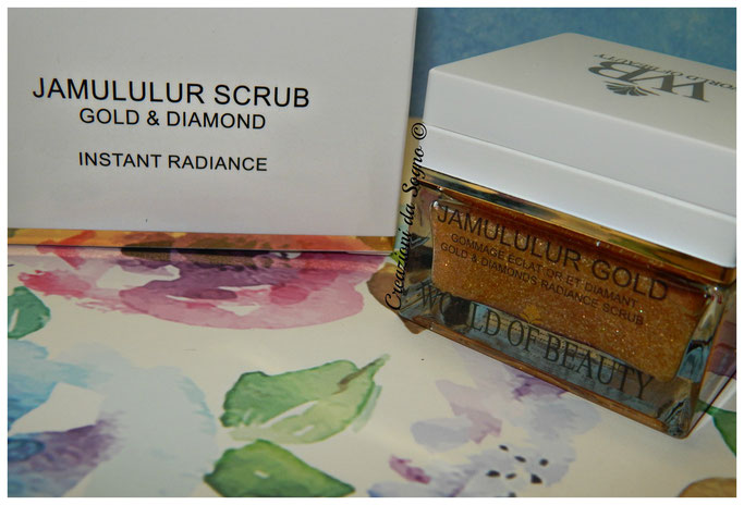 Jamululur Scrub Gold and Diamond