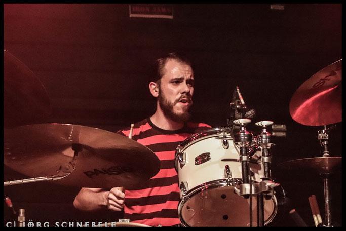 Tim - Drums
