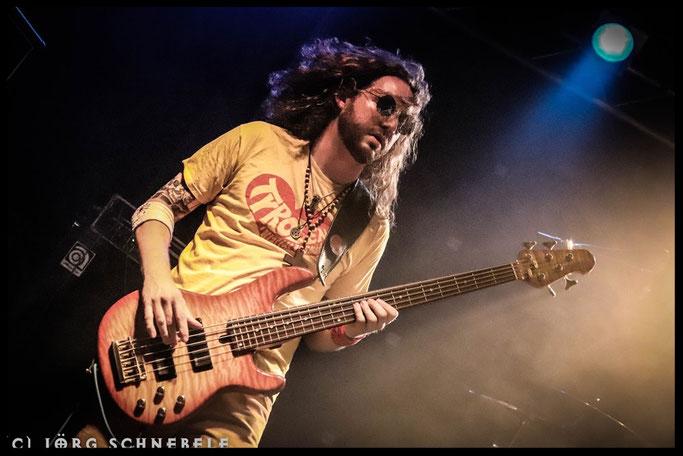 Cliff - Bass
