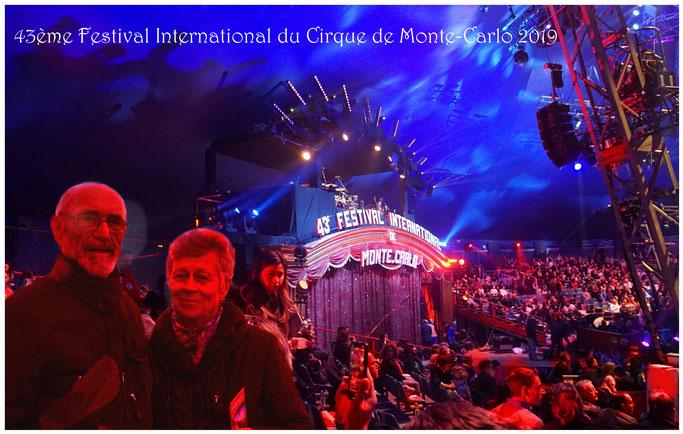 Klick ins Bild und Sie sind im Cirque de Monte Carlo