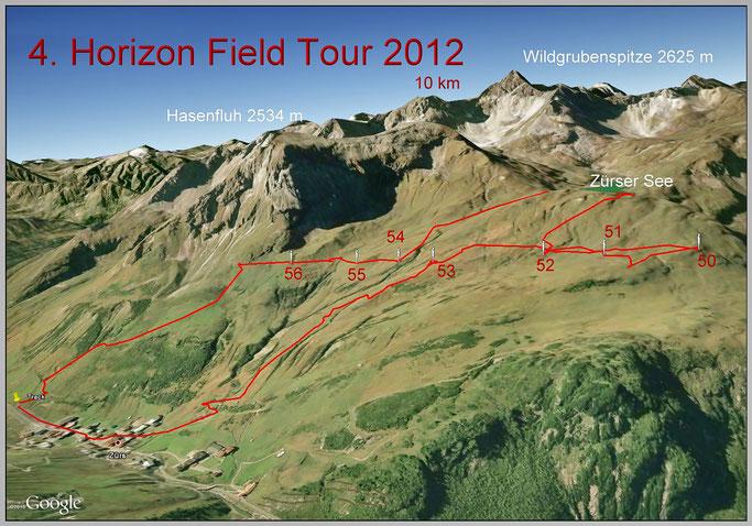 4. HORIZON FIELD TOUR