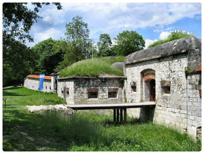 Bundesfestung Ulm, Werk XLI Fort Friedrichsau
