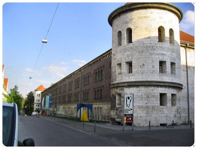 Bundesfestung Ulm, Werk I    Obere Donaubastion