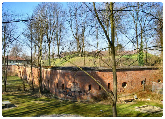 Bundesfestung Ulm, Die Forts der Neu-Ulmer Seite - Werk 12 Schwaighofen