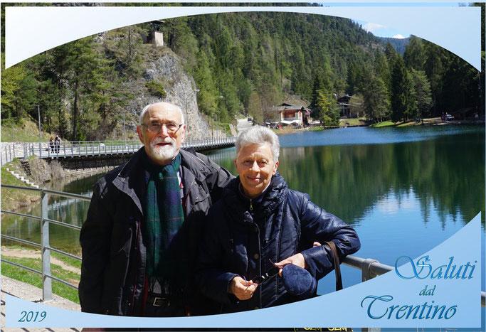Klick ins Bild und Sie sind  im Trentino