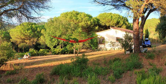 Unser Ferienhaus in Spanien