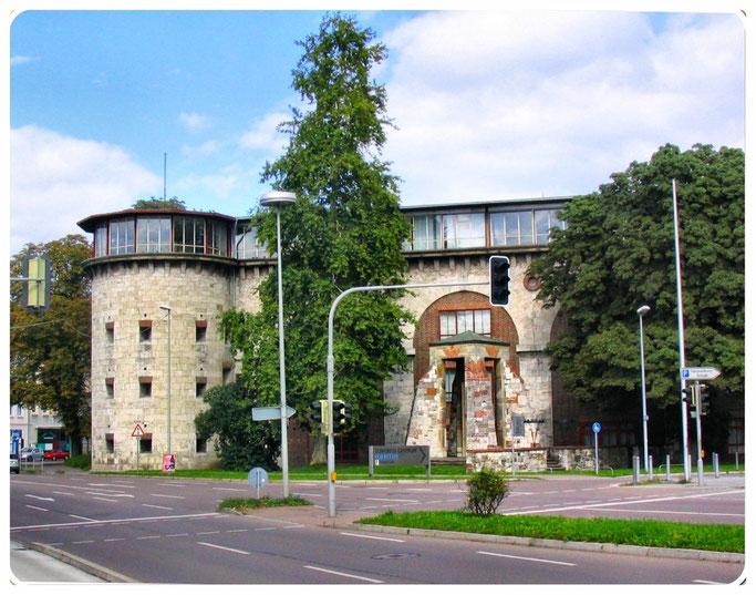 Bundesfestung Ulm, Werk XXIV Untere Donaubastion