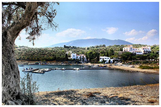 Standort von Dalís Haus in Port Lligat auf Google Maps anschauen. Klicke ins Bild.