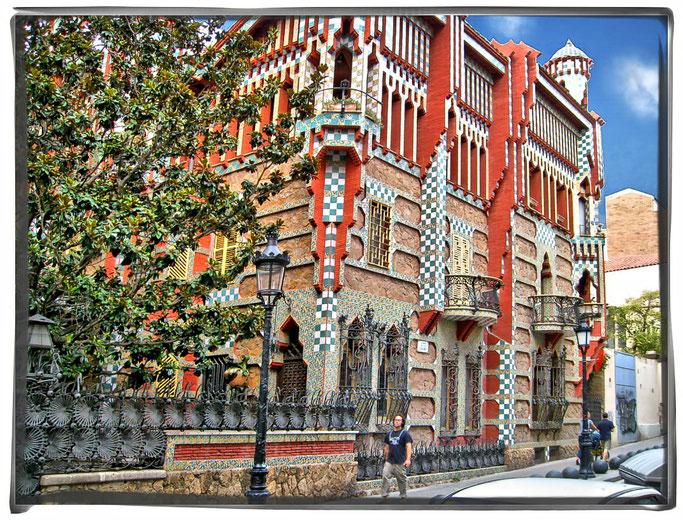 Casa Vicens in Barcelona.