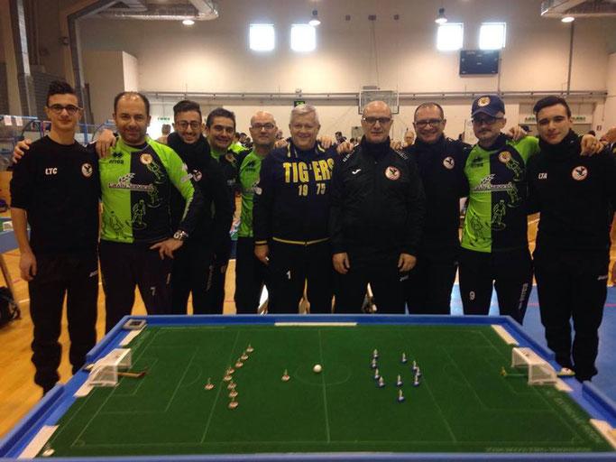 Bologna Tigers - Barcellona 3-0