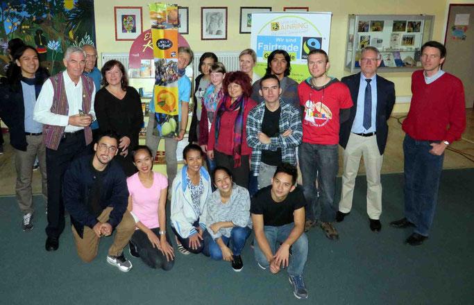 Ein Höhepunkt des vergangenen Jahres: Der Besuch von Father Shay Cullen und der PREDA-Theatergruppe