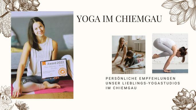 Yoga Chiemgau Traunstein