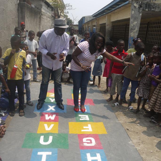 Alphabet Africa - Jean Paul Wabotaï