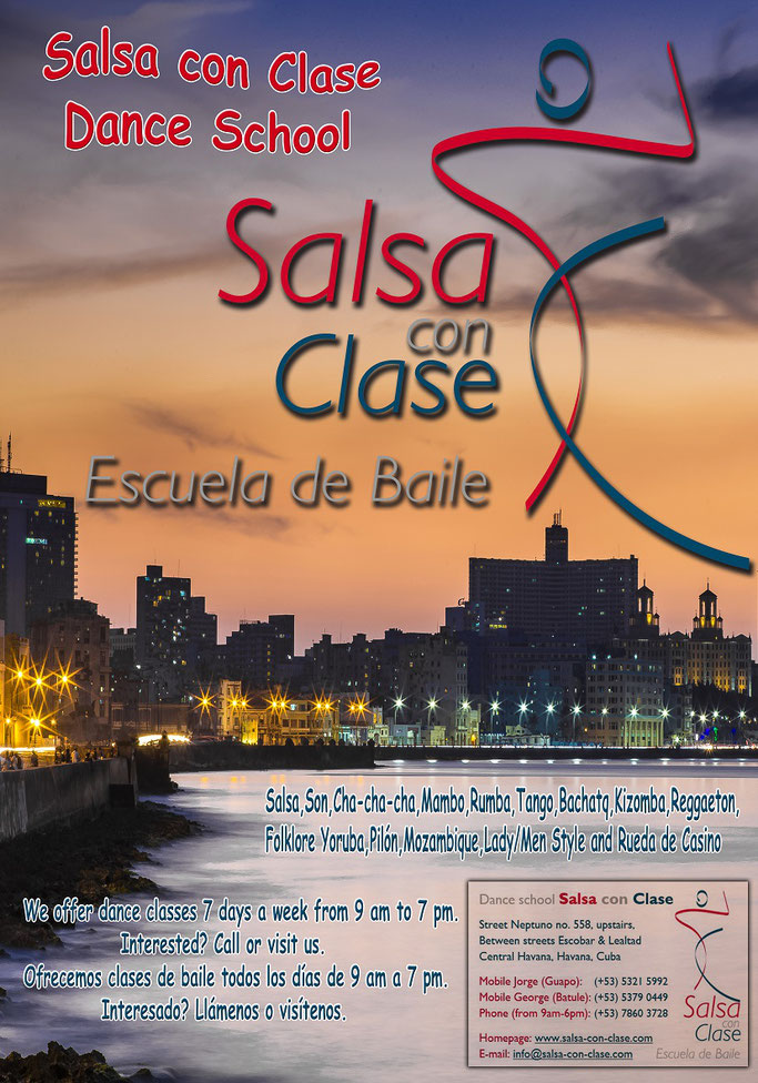 Salsa con Clase - full information to download