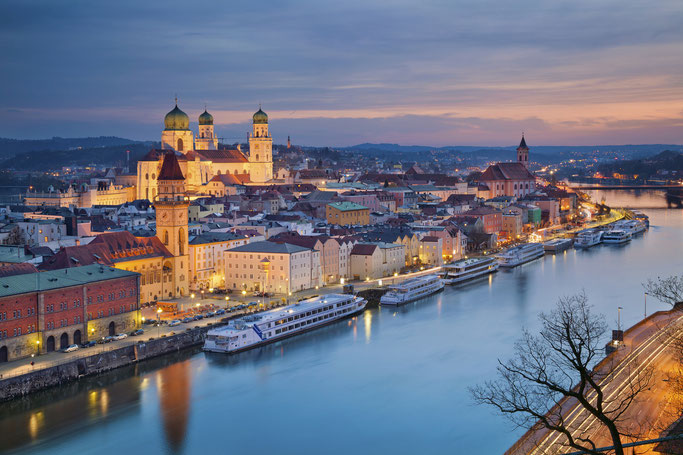 Passau an der Donau; Privatdetektiv Niederbayern, Wirtschaftsdetektei Niederbayern