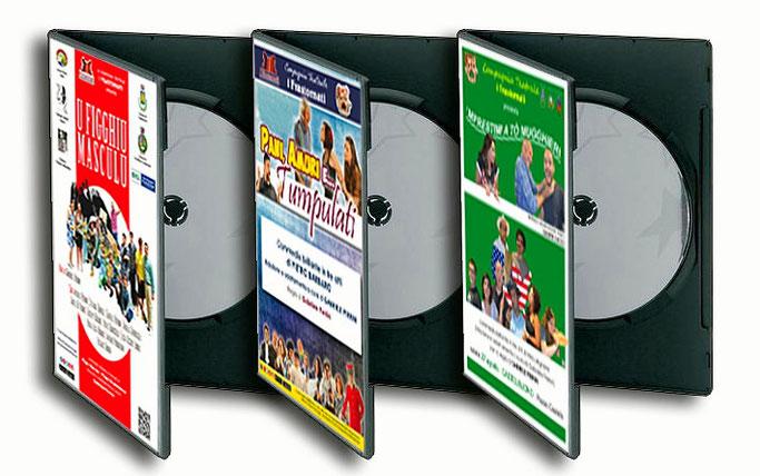 Richiedi DVD