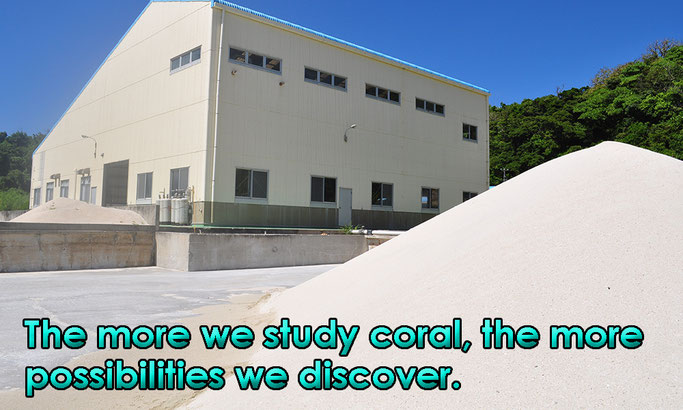 The more we study coral, the more possibilities we discover.