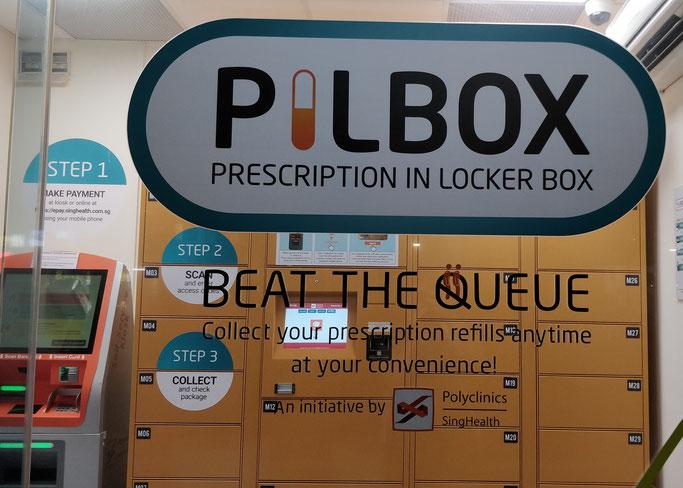 """""""évitez la queue à la pharmacie, venez récupérer vos médicaments quand vous le souhaitez!"""