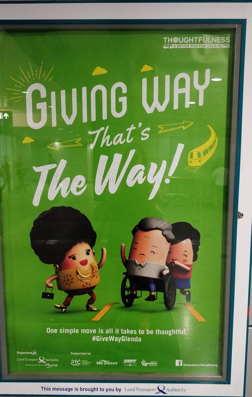 """la campagne """"prévenance"""" pour améliorer la vie dans les transports"""