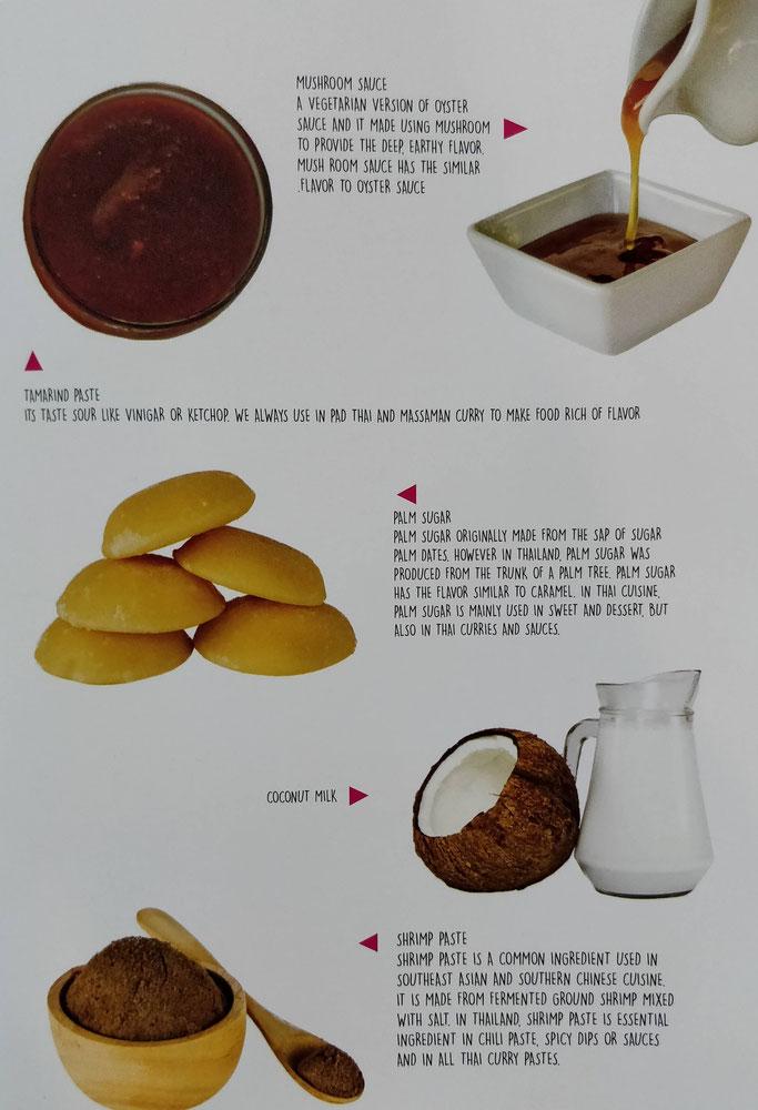 Les sauces, partie 2