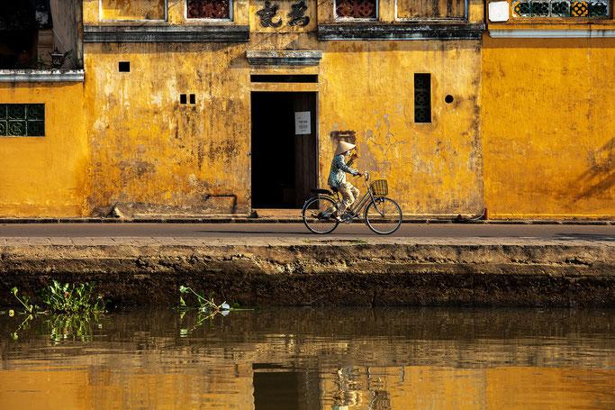 Street of Hoi An - crédit photo : Réhahn