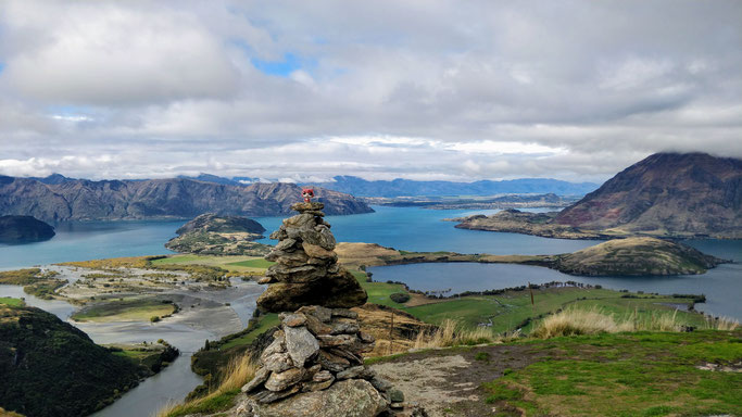 On top of the world à Wanaka