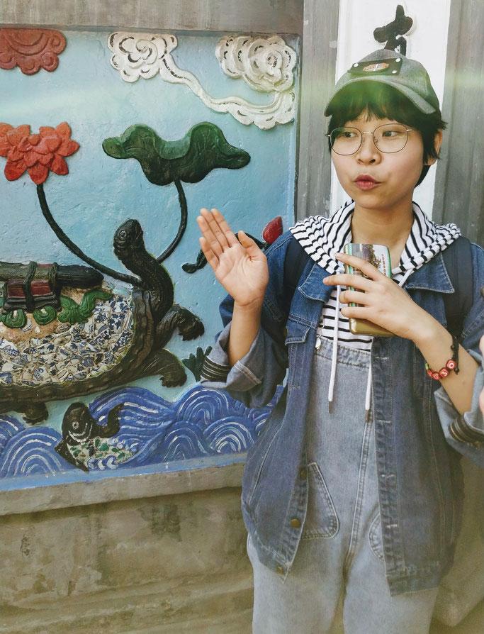 Linh, notre guide du jour