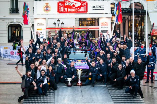 Team M-Sport 2020