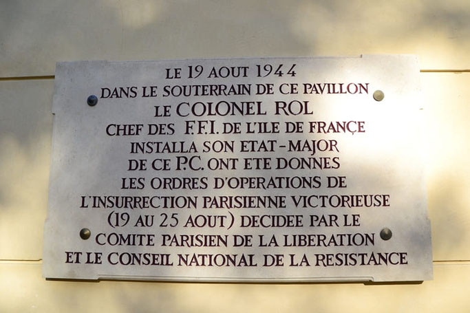 Museum der Befreiung Paris