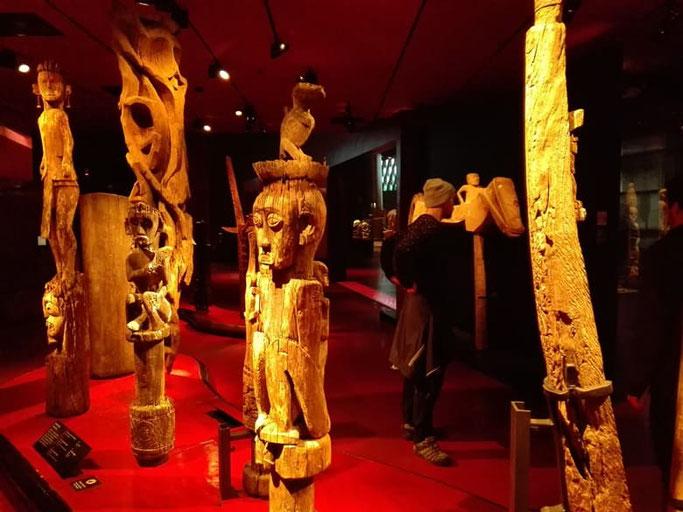 Paris Museen Quai Branly