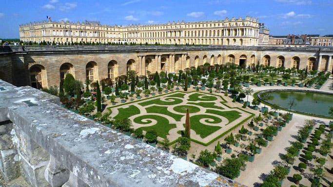 Schloss Versailles Gärten