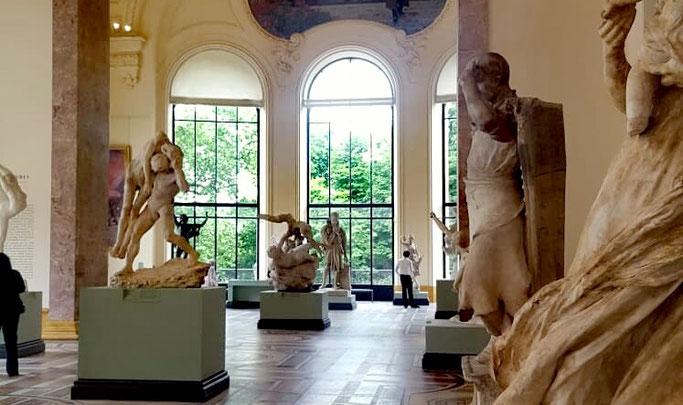 Paris Sehenswürdigkeiten Petit Palais