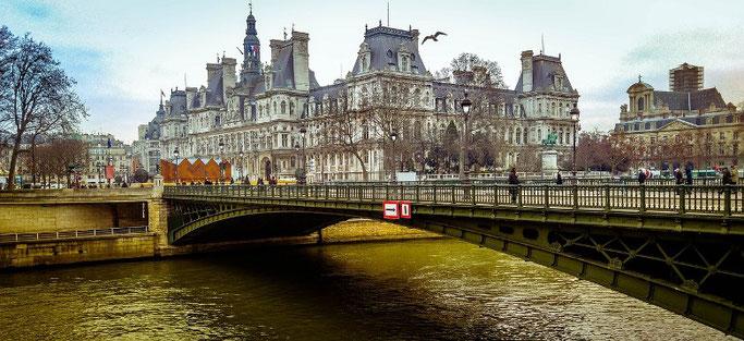 Rathaus Paris Rundgang