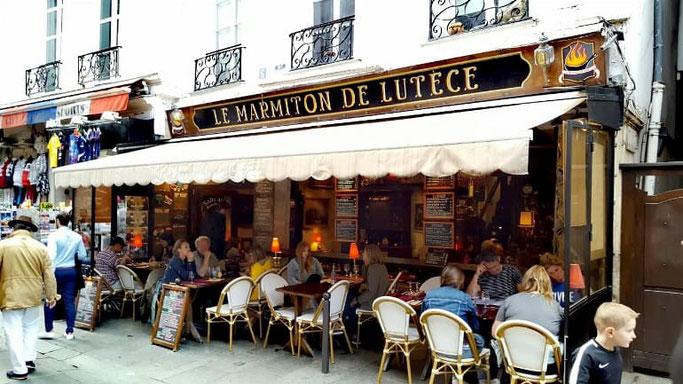Restaurant Marmiton de Lutèce Paris