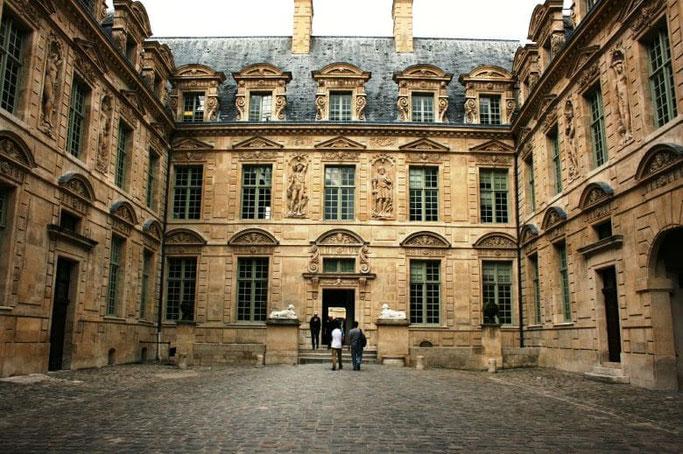 Hotel de Sully Paris Marais