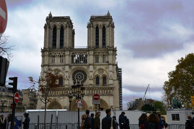 Notre Dame aktuell