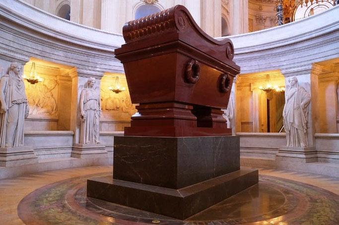 Invalidendom Paris Napoleon