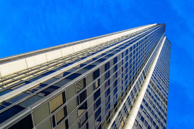 Tour Montparnasse von unten