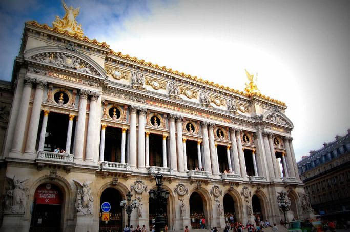 Paris Garnier Oper