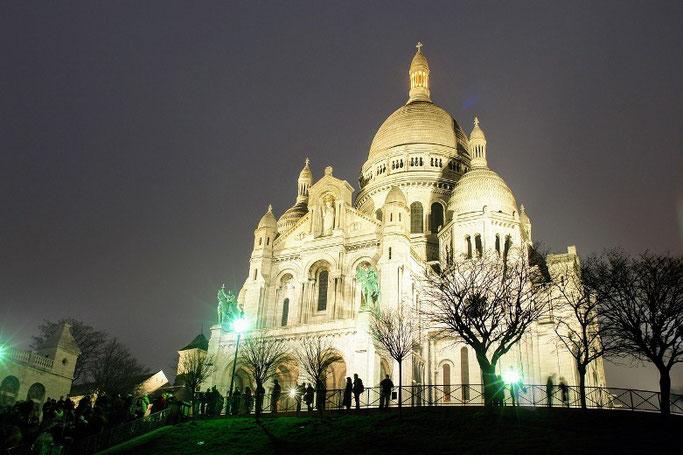 Paris 3 Tage Montmartre Sehenswürdigkeiten