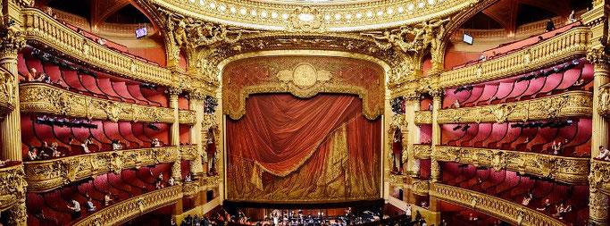 Paris 3 Tage Sehenswürdigkeiten Opera Garnier