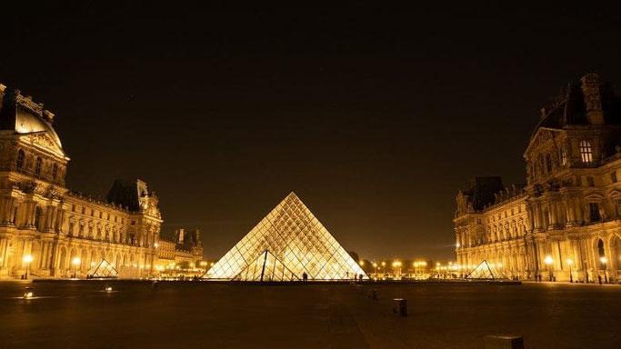 Stadtrundfahrt Paris bei Nacht