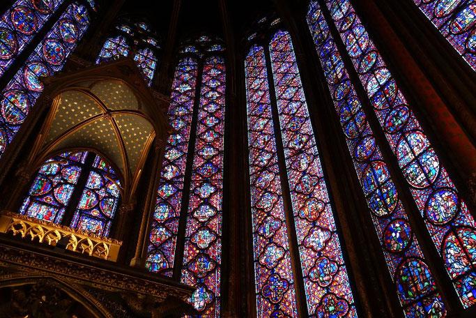 Sainte-Chapelle Rundgang Notre Dame