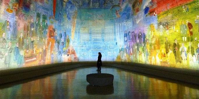 Gratis Museum Paris - MAM
