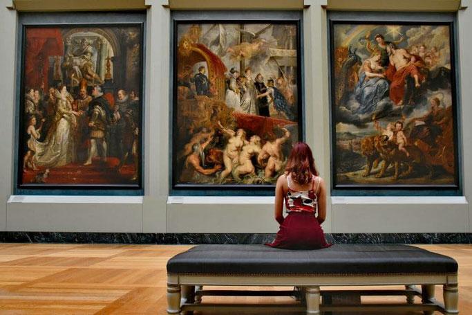 Louvre Paris Städtereise Studienreise