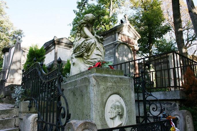 Friedhof Paris