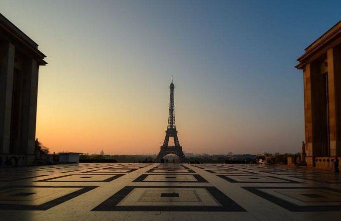 Kurztrip Paris Hotel Eiffelturm Trocadero