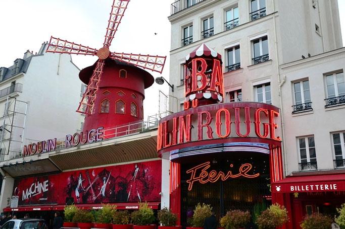 Paris 3 Tage Cabaret