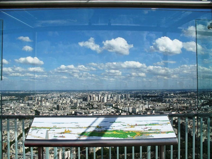 Busreise Paris Turm Montparnasse besuchen