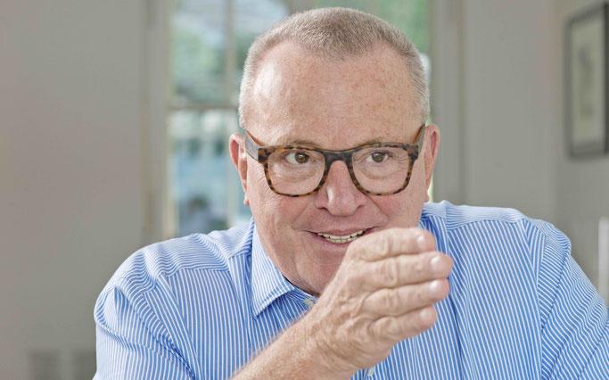 Thomas Sattelberger, 69, saß nacheinander im Vorstand von Lufthansa, Continental und Telekom. Im September 2017 wurde er Bundestagsabgeordneter. Am Freitag bringt seine Fraktion einen Antrag zur geplanten Agentur für Sprunginnovationen ein. Foto: privat.